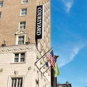 Courtyard Mariott Hotel